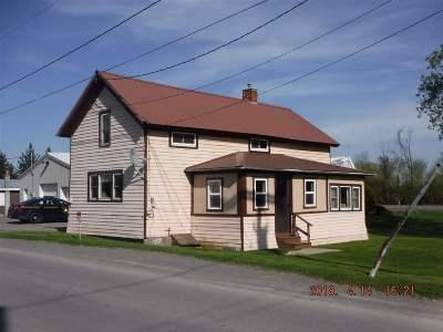 Ogdensburg Single Family Home For Sale: 414 Cedar Street