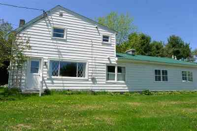 St Lawrence County Single Family Home For Sale: 2031 County Route 35