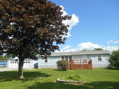 St Lawrence County Single Family Home For Sale: 10230 Sh 37