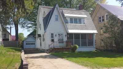 Massena Single Family Home For Sale: 32 Cornell Avenue