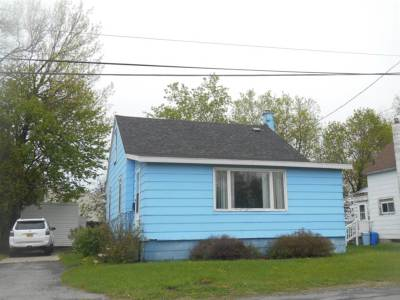St Lawrence County Single Family Home For Sale: 1 Leach Street