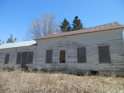 St Lawrence County Single Family Home For Sale: 110 Morgan Rd