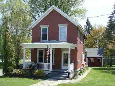 Ogdensburg Single Family Home For Sale: 349 Proctor Avenue