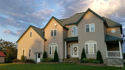 St Lawrence County Single Family Home For Sale: 2176 Sh#37