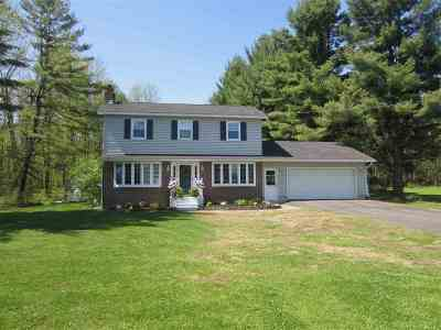 St Lawrence County Single Family Home For Sale: 161 Regan Rd