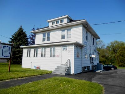 St Lawrence County Single Family Home For Sale: 355 South Main Street