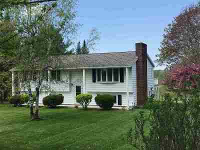 St Lawrence County Single Family Home For Sale: 213 May Rd.