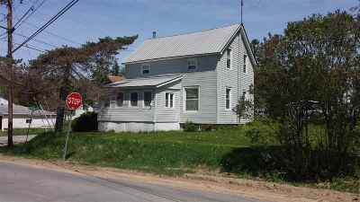 St Lawrence County Single Family Home For Sale: 6 Hansom Street