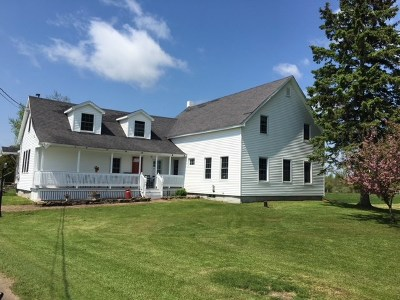 Lisbon Single Family Home For Sale: 7643 County Route 27
