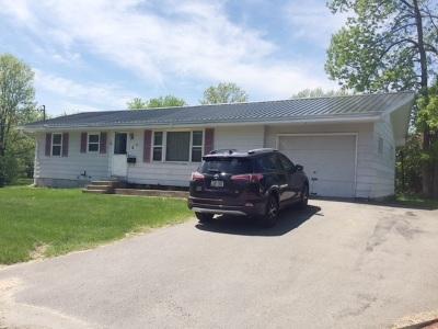 Massena Single Family Home For Sale: 5 Randall Drive