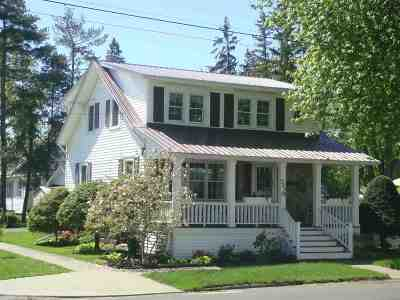 Ogdensburg Single Family Home For Sale: 723 Jay