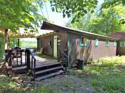 South Colton NY Waterfront For Sale: $179,500
