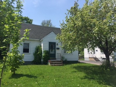 Massena Single Family Home For Sale: 1 Linden Street