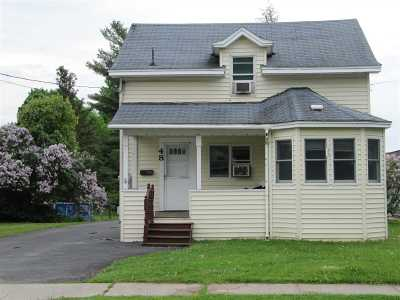 Massena Single Family Home For Sale: 48 Malby Avenue