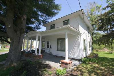Gouverneur Single Family Home For Sale: 117 Grove Street