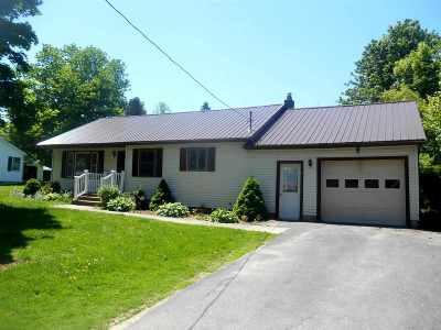 Massena Single Family Home For Sale: 33 Cline Drive
