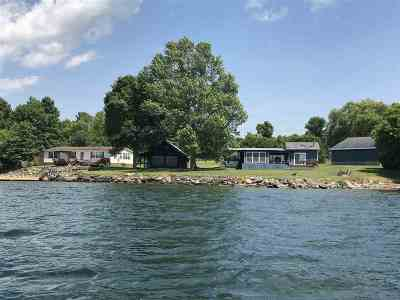 Ogdensburg Waterfront For Sale: 14,16 & 18 Peccolo Drive