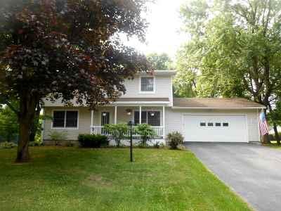 Massena Single Family Home For Sale: 5 Ann Street