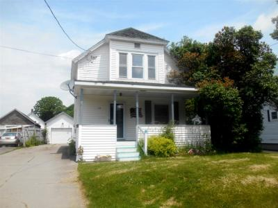 St Lawrence County Single Family Home For Sale: 17 Stearns Street