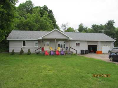 St Lawrence County Single Family Home For Sale: 3685 County Route 24