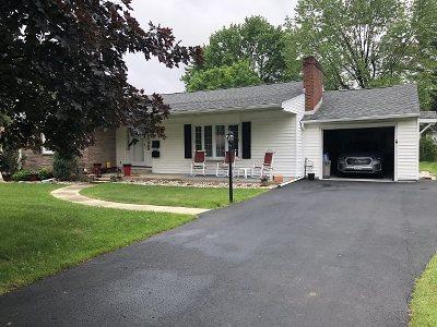 Massena Single Family Home For Sale: 46 Churchill Avenue