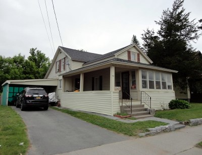 Gouverneur Single Family Home For Sale: 162 W Main St