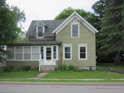 Canton NY Single Family Home For Sale: $79,000