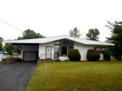 Massena Single Family Home For Sale: 40 Highland Avenue