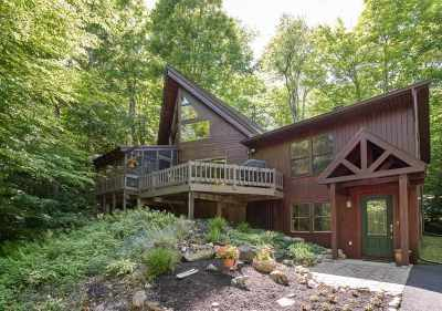 Cranberry Lake Waterfront For Sale: 144 Columbian Rd.