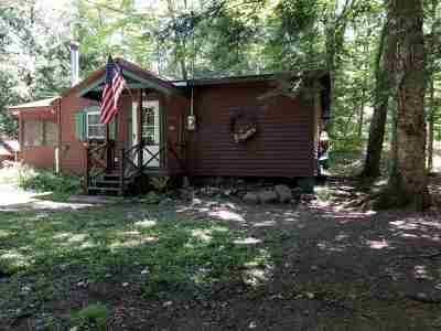 Cranberry Lake Single Family Home For Sale: 374 Columbian Rd