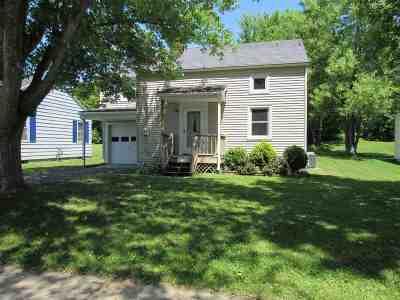 Massena Single Family Home For Sale: 172 Jefferson Ave.