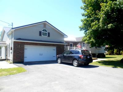 Massena Waterfront For Sale: 818 North Racquette River Road