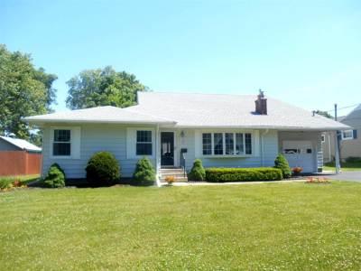 Massena Single Family Home For Sale: 5 Clarkson Avenue