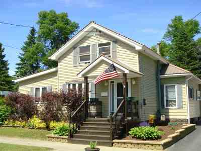 Ogdensburg Single Family Home For Sale: 412 Linden Street