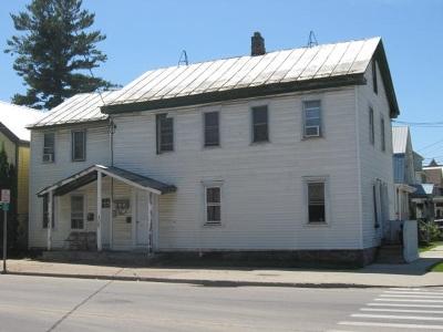 Ogdensburg NY Multi Family Home For Sale: $24,900