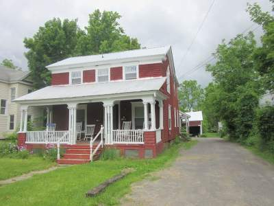 St Lawrence County Single Family Home For Sale: 78 Elm St
