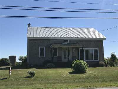 Ogdensburg Single Family Home For Sale: 5394 State Highway 812