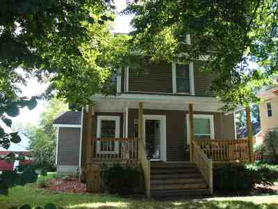 St Lawrence County Single Family Home For Sale: 21 Elm Street