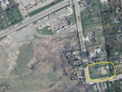 Massena Residential Lots & Land For Sale: South Avenue