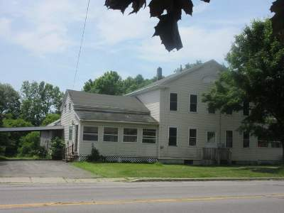 Canton NY Multi Family Home For Sale: $79,900