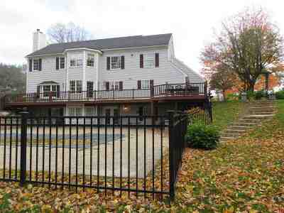 Massena Single Family Home For Sale: 29 Riverside Parkway