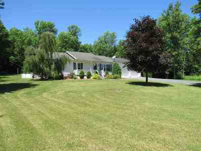 Massena Single Family Home For Sale: 303 County Rt. 40