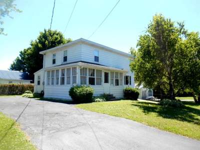 Massena Single Family Home For Sale: 2 & 6 Cecil Avenue