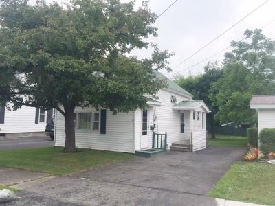 Massena Single Family Home For Sale: 4 Boynton Street