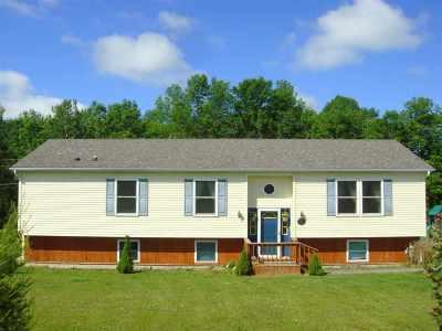 Ogdensburg NY Single Family Home For Sale: $139,900