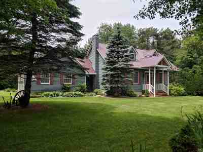 St Lawrence County Single Family Home For Sale: 501 Old Market Road