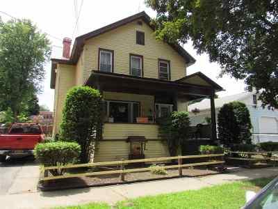Ogdensburg NY Single Family Home For Sale: $129,900