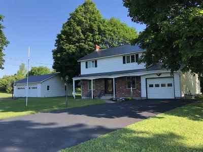 Massena Single Family Home For Sale: 303 Trippany Road