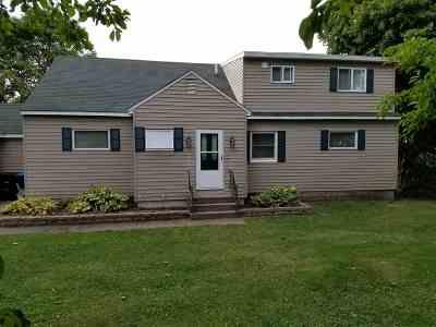 Ogdensburg NY Single Family Home For Sale: $149,500