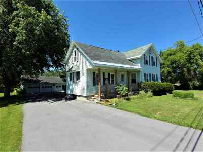 Gouverneur Single Family Home For Sale: 21 Wilson Street